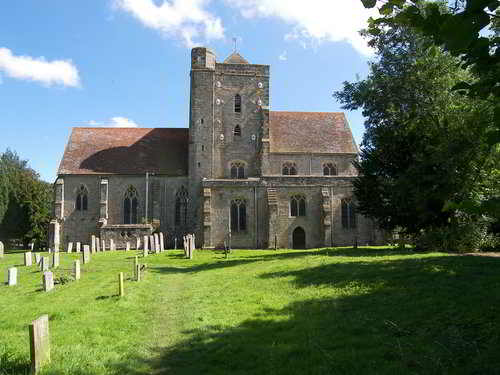 Photograph of Etchingham Parish Church