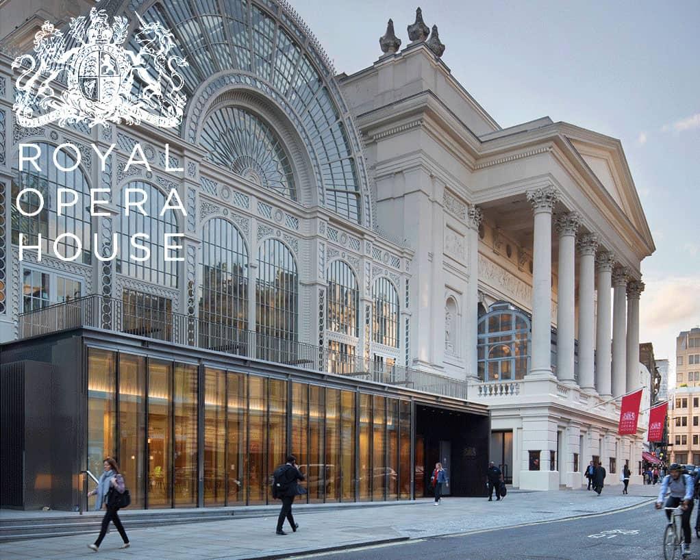 Image of Royal Opera House, London